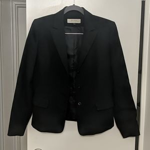 Black women's Blazer 3 button 2 pocket